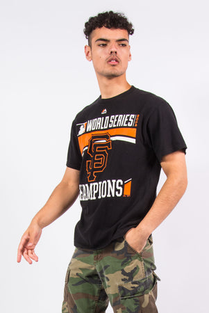 Majestic San Francisco Giants Baseball T-Shirt