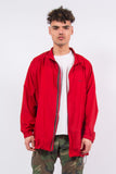 Nike Red Tracksuit Windbreaker Jacket