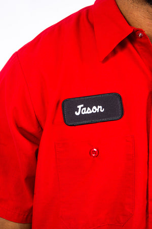 Vintage USA 'Jason' Work Shirt
