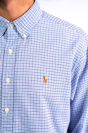 Ralph Lauren Tattersall Check Shirt