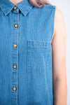 Vintage 90's Denim Dress