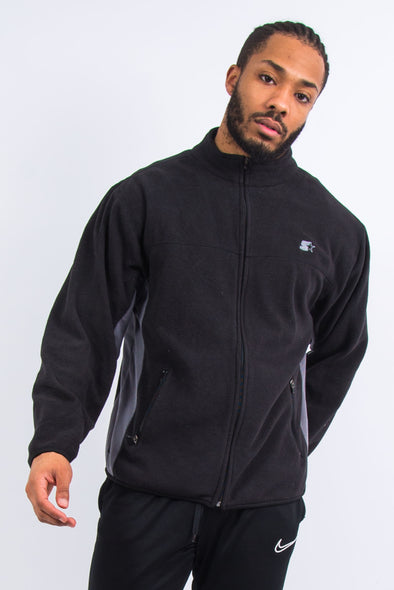 00's Starter Zip Fasten Fleece
