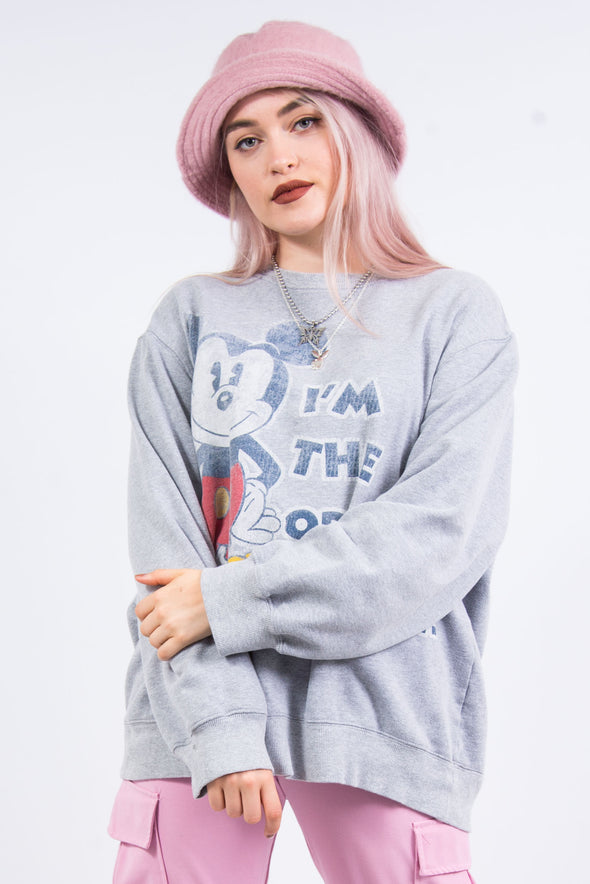 Vintage 90's Disney Mickey Mouse Sweatshirt