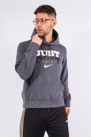"Nike ""Just Do It"" Graphic Hoodie Hooded Sweatshirt"