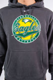 Nike Center Swoosh Hoodie Zionsville Eagles