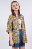 90's Vintage Vacation Oversize Shirt