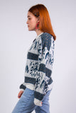 Vintage 90's Fairisle Knit Jumper