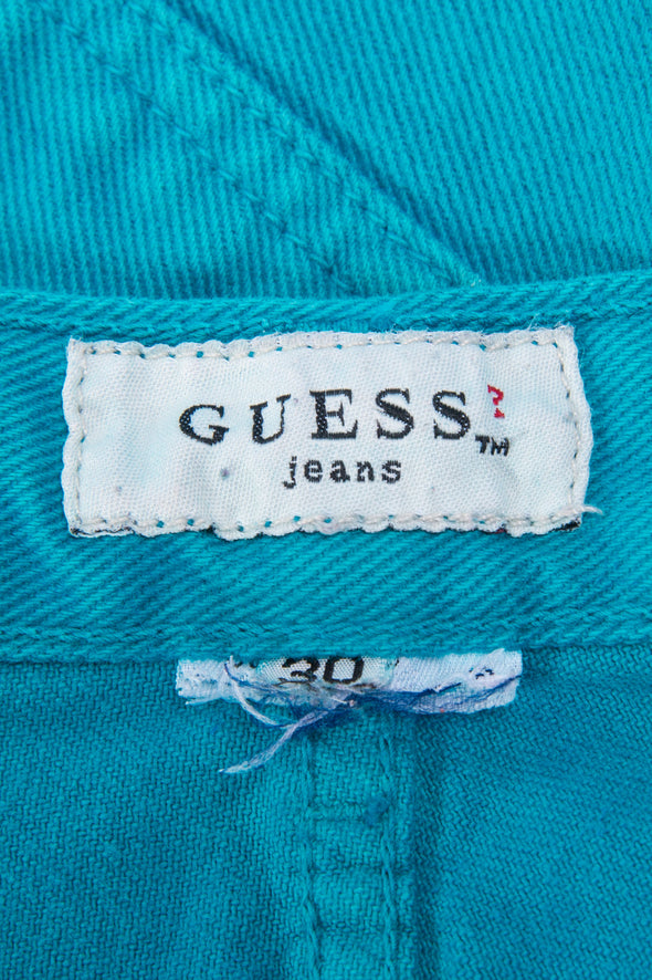 Vintage 90's Guess Denim Shorts