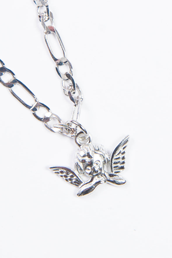 Cherub Choker Necklace