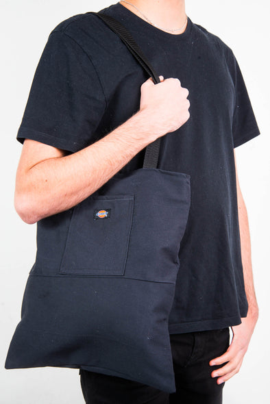 Rework Black Dickies Tote Bag