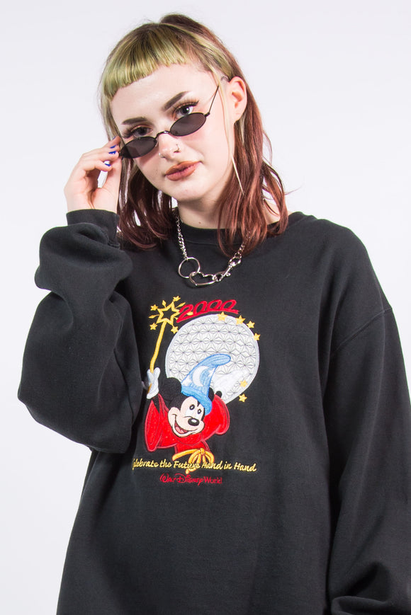 Vintage Y2K Disney Mickey Mouse Sweatshirt