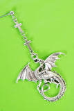 Y2K Dragon Earrings