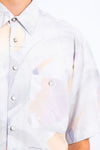 Vintage 90's Pastel Patterned Shirt