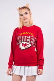 Vintage 90's Kansas City Chiefs Sweatshirt