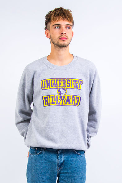 Hillyard University USA College Sweatshirt