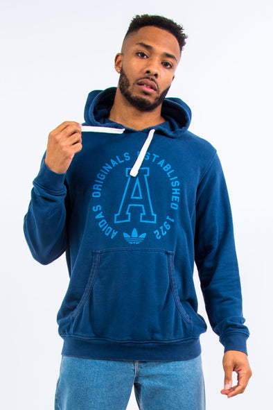 Adidas Originals Graphic Print Hoodie