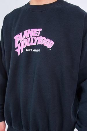 Vintage Planet Hollywood Orlando Sweatshirt
