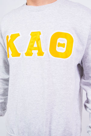 USA College Sweatshirt Kappa Alpha Theta Fraternity