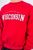 Vintage University Of Wisconsin Sweatshirt