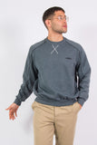 90's Vintage Umbro Sweatshirt Grey Crew Neck Sweater