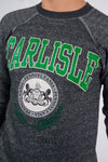 Vintage Carlisle Pennsylvania Grey Sweatshirt USA Tourist