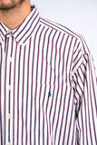 90's Ralph Lauren Striped Pattern Shirt