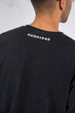 Puma Black Long Sleeve T-Shirt