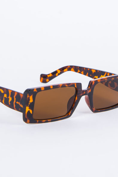 Vintage Morgan Tortoise Shell Sunglasses