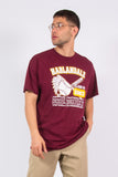 Vintage USA Burgundy T-Shirt Harlandale Softball