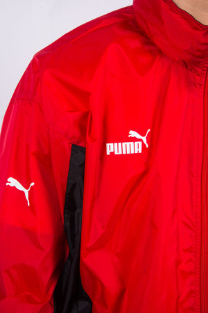 Puma Windbreaker Training Jacket