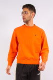 Vintage Nautica Orange Sweatshirt