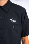Vintage Taylor Guitars Red Kap Work Shirt