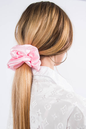 2 Pack Satin Giant Scrunchie