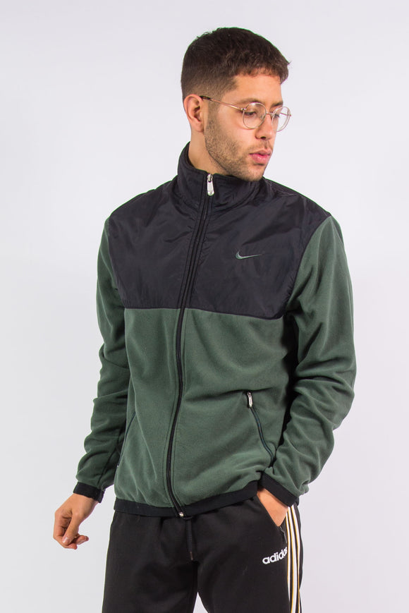 y2k Nike Zip Fasten Fleece