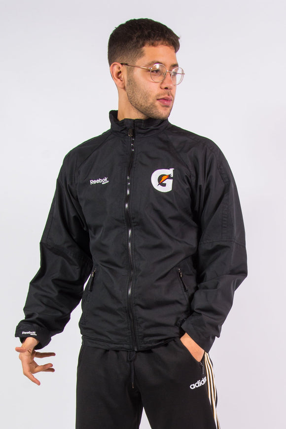 Reebok Ice Hockey Gatorade Windbreaker Jacket