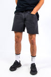 Vintage Levi's Black Denim 550 Shorts