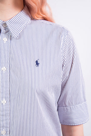Vintage Ralph Lauren Striped Shirt