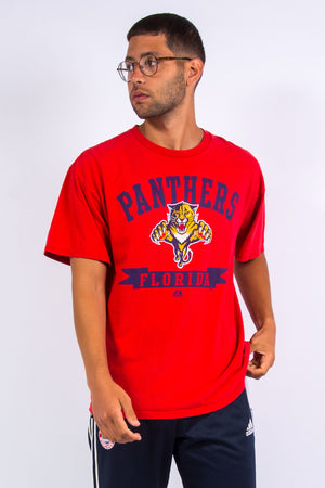 Majestic Florida Panthers NHL T-Shirt