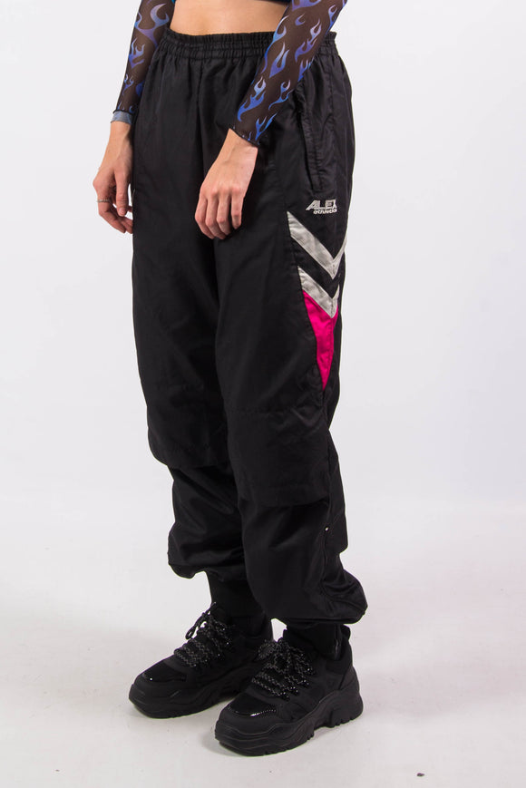Vintage 90's Shell Tracksuit Bottoms
