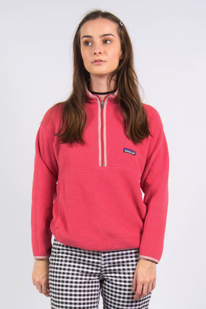 Patagonia Synchilla Vintage 90's Pink Fleece