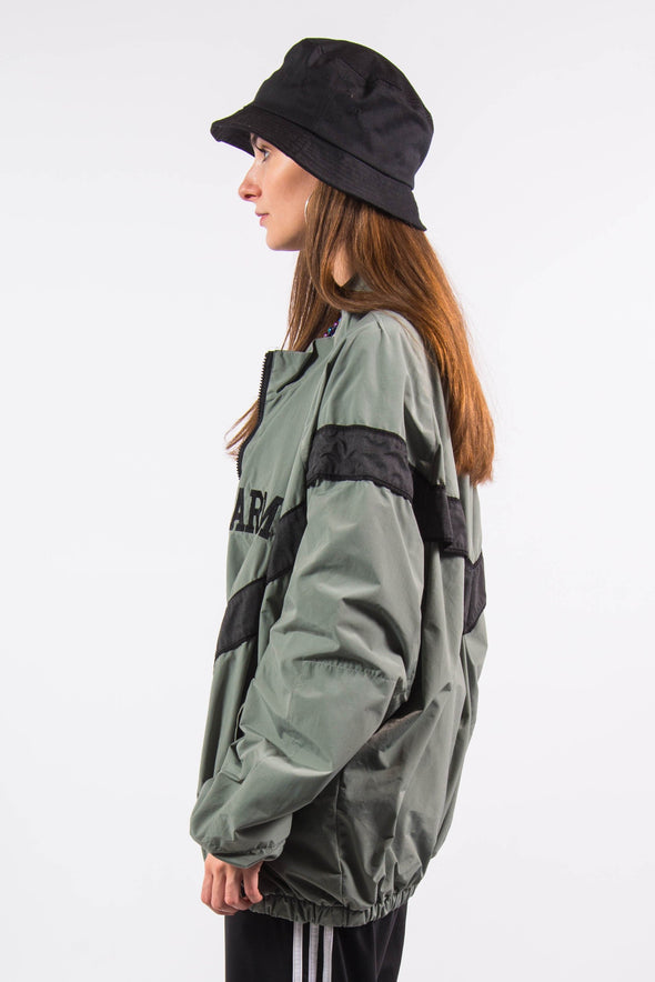 Vintage 90's Army Shell Tracksuit Jacket