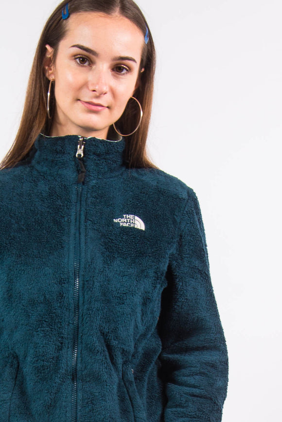 Vintage The North Face Teddy Fleece Jacket