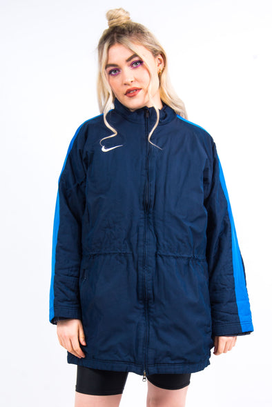 Vintage Nike Padded Coat Jacket