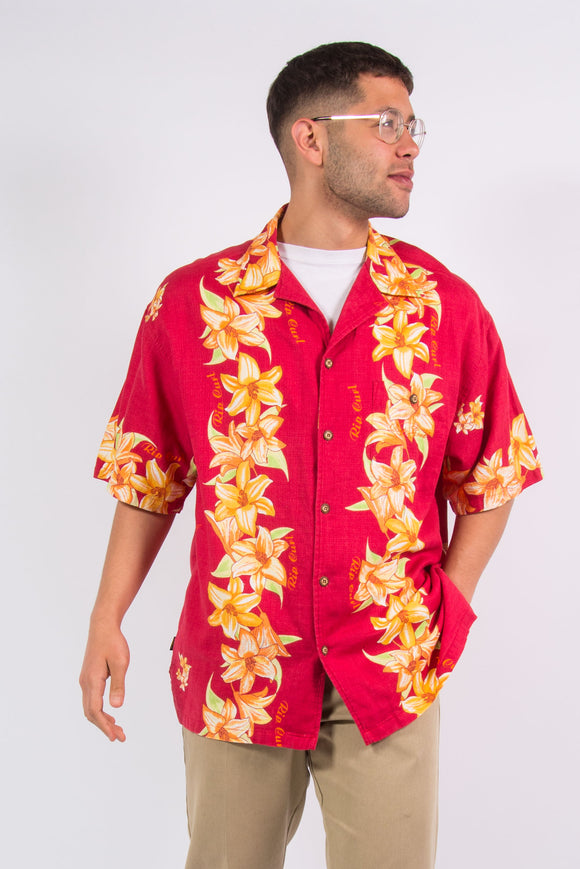 Rip Curl Hawaiian Shirt