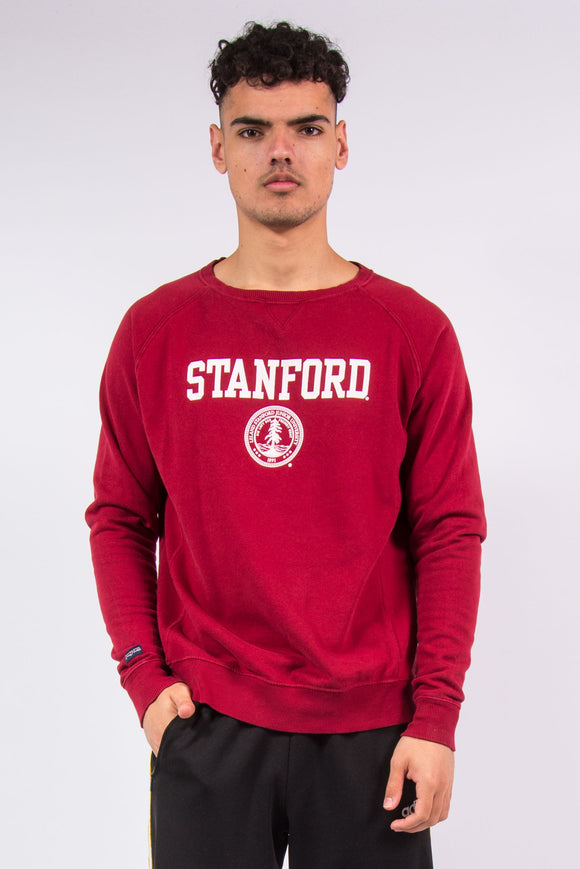 Stanford University Vintage USA College Sweatshirt