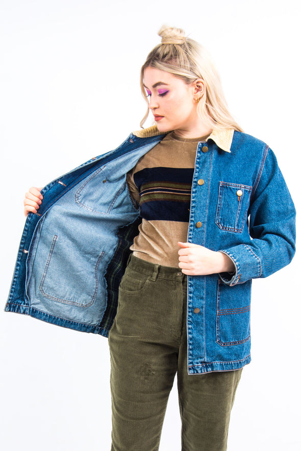 Vintage 90's Denim Barn Jacket