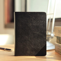 Vintage Thick notebook Bible Diary Book Leather Agenda