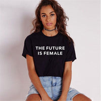 The Future Is Female Short Sleeve T-shirt