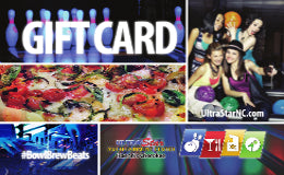 UltraStarNC Gift Cards