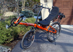 HPV - Street Machine Recumbent - Consignment
